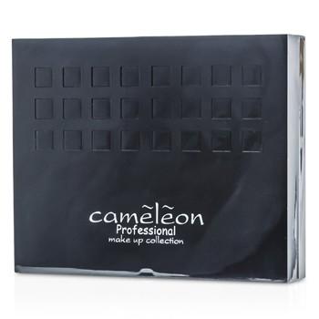 CAMELEON MAKEUP KIT 396 (48X EYESHADOW, 24X LIP COLOR, 2X PRESSED POWDER, 4X BLUSHER, 5X APPLICATOR) -