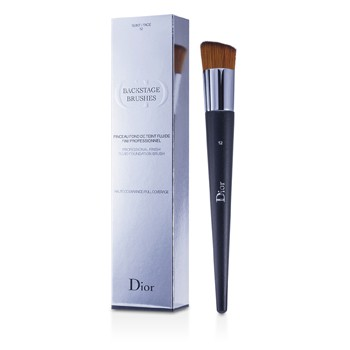 CHRISTIAN DIOR BACKSTAGE BRUSHES PROFESSIONAL FINISH FLUID FOUNDATION BRUSH  (FULL COVERAGE) - 7bc8094fa21