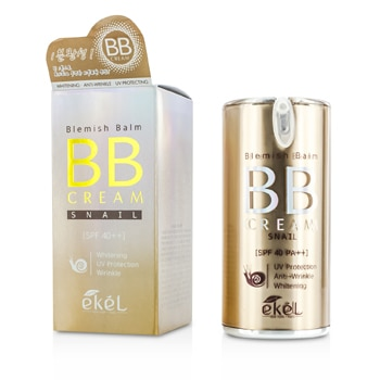 EKEL BLEMISH BALM SNAIL BB CREAM SPF40++ - #23 NATURAL BEIGE 50G/1.7OZ