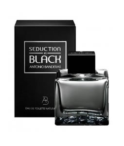 ANTONIO BANDERAS SEDUCTION IN BLACK EDT FOR MEN