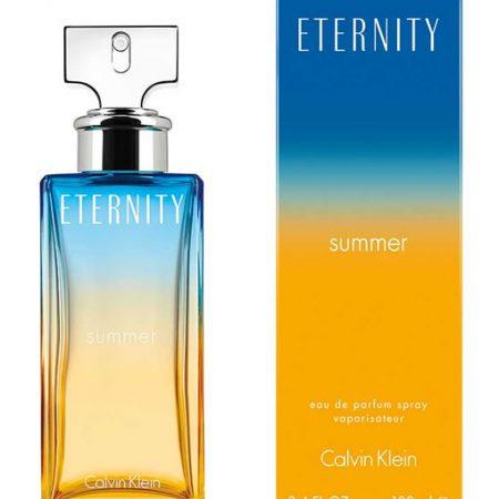 CALVIN KLEIN ETERNITY SUMMER 2017 EDP FOR WOMEN