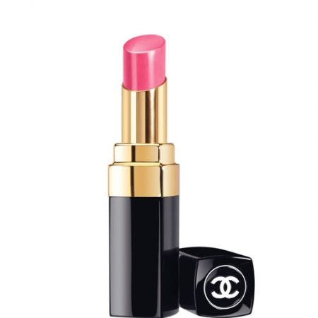 CHANEL ROUGE COCO SHINE 55 ROMANCE HYDRATING SHEER LIPSHINE 3G 07db6f1dc31