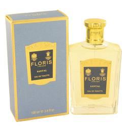 FLORIS FLORIS SANTAL EDT FOR MEN