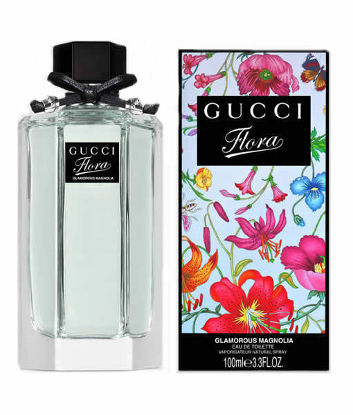 a35f4426891 GUCCI FLORA GLAMOROUS MAGNOLIA EDT FOR WOMEN - PerfumeStore.ph