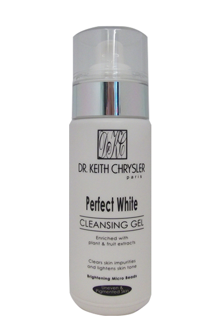 Dr. Keith Chrysler - PERFECT WHITE CLEANSING GEL 200ML