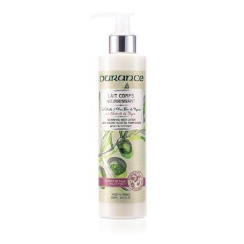 DURANCE NOURISHING BODY LOTION WITH FIG EXTRACT 250ML/8.4OZ