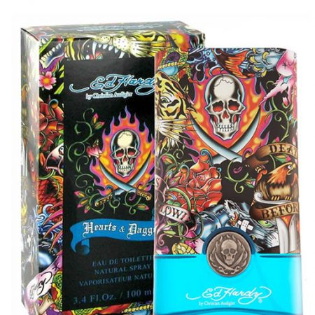 [SNIFFIT] CHRISTIAN AUDIGIER ED HARDY HEARTS  C  DAGGERS EDT FOR MEN