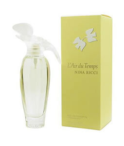[SNIFFIT] NINA RICCI L j AIR DU TEMPS EDT FOR WOMEN