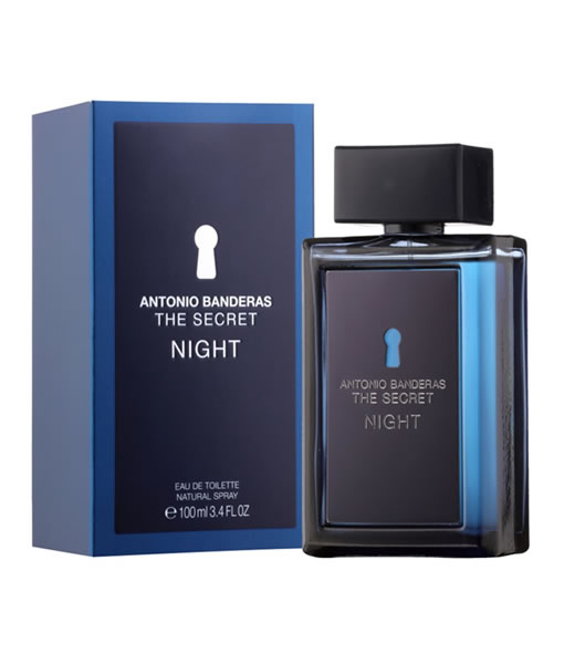 83ac82b98 ANTONIO BANDERAS THE SECRET NIGHT EDT FOR MEN PerfumeStore Philippines