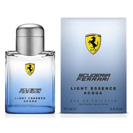 ac65a5ad9 FERRARI SCUDERIA LIGHT ESSENCE ACQUA EDT FOR MEN