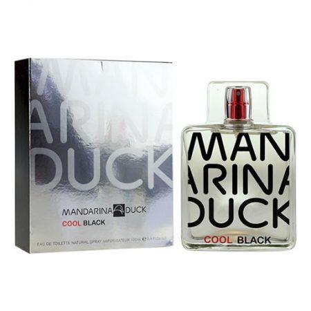 MANDARINA DUCK COOL BLACK EDT FOR MEN