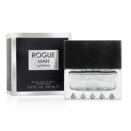 RIHANNA ROGUE MAN EDT FOR MEN