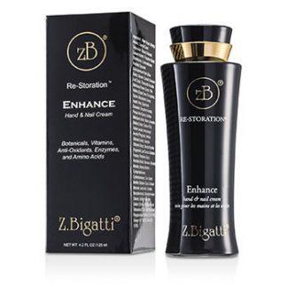 Z. BIGATTI RE-STORATION ENHANCE HAND & NAIL CREAM 125ML/4.2OZ