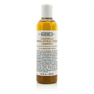 KIEHL'S CALENDULA HERBAL EXTRACT ALCOHOL-FREE TONER (NORMAL TO OIL SKIN) 250ML/8.4OZ