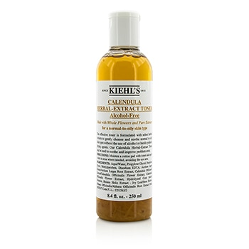 KIEHL'S CALENDULA HERBAL EXTRACT ALCOHOL-FREE TONER (NORMAL TO OIL SKIN) 250ML/8.4OZ