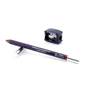 BY TERRY CRAYON LEVRES TERRBLY PERFECT LIP LINER - # 4 RED CANCAN 1.2G/0.04OZ