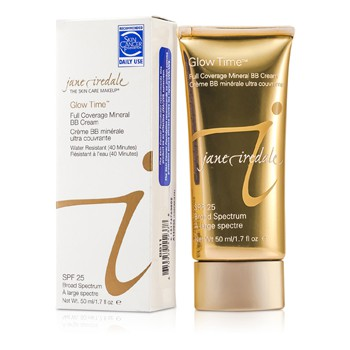 JANE IREDALE GLOW TIME FULL COVERAGE MINERAL BB CREAM SPF 25 - BB11 50ML/1.7OZ