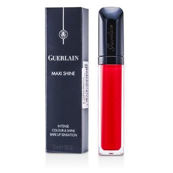 GUERLAIN GLOSS DENFER MAXI SHINE INTENSE COLOUR & SHINE LIP GLOSS - # 420 ROUGE SHEBAM 7.5ML/0.25OZ