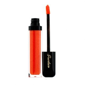 GUERLAIN GLOSS DENFER MAXI SHINE INTENSE COLOUR & SHINE LIP GLOSS - # 441 TANGERINE VLAM 7.5ML/0.25OZ