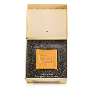 GAMILA SECRET CLEANSING BAR - SPEARMINT SPARKLE (FOR COMBINATION TO OILY SKIN) 115G