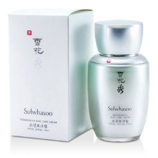 SULWHASOO RENODIGM EX DUAL CARE CREAM TPF40 SPF30/PA++ 50ML/1.6OZ