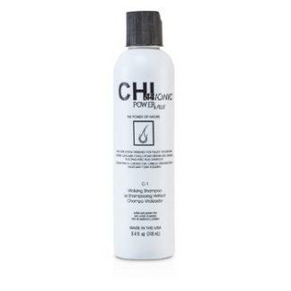 CHI CHI44 IONIC POWER PLUS C-1 VITALIZING SHAMPOO (FOR FULLER, THICKER HAIR) 248ML/8.4OZ