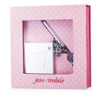 JANE IREDALE BRIGHT FUTURE EYE SHADOW COMPACT (5XMINI EYE SHADOW, 1X TRAVEL SIZE EYE SHADOW BRUSH) 1.5G/0.05OZ
