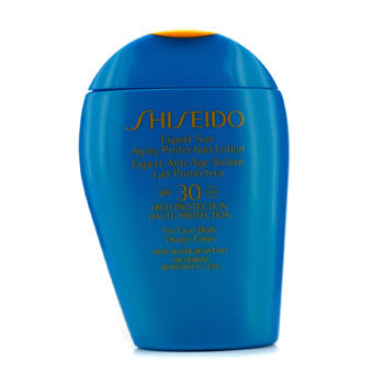SHISEIDO EXPERT SUN AGING PROTECTION LOTION FOR FACE & BODY SPF 30 100ML/3.4OZ