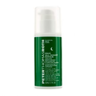 PETER THOMAS ROTH MAX ALL NIGHT REPAIR YOUTH RESTORING INTENSIVE CONCENTRATE 50ML/1.7OZ