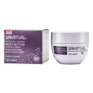 SPARITUAL INFINITELY LOVING BODY BUTTER - CHINESE JASMINE 228ML/7.7OZ
