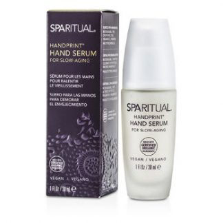SPARITUAL HANDPRINT HAND SERUM 30ML/1OZ