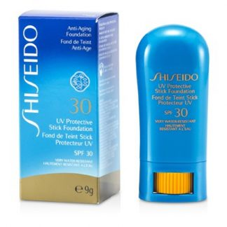 SHISEIDO UV PROTECTIVE STICK FOUNDATION SPF30 - # OCHRE 9G/0.3OZ