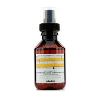 DAVINES NATURAL TECH NOURISHING LIVING ENZYME INFUSION (TO PROTECT DRY, DAMAGED HAIR) 100ML/3.38OZ