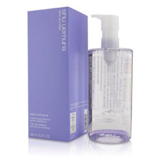 SHU UEMURA BLANC:CHROMA BRIGHTENING & POLISHING GENTLE CLEANSING OIL 450ML/15.2OZ