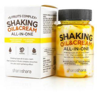 SHARA SHARA SHAKING OIL & CREAM 90ML/3.04OZ