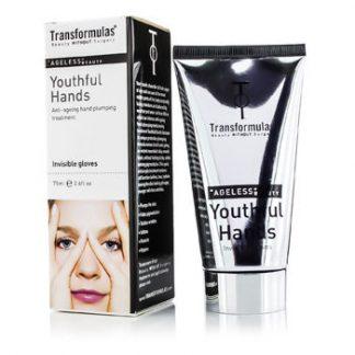 TRANSFORMULAS YOUTHFUL HANDS - ANTI-AGEING HAND PLUMPING TREATMENT 75ML/2.6 OZ