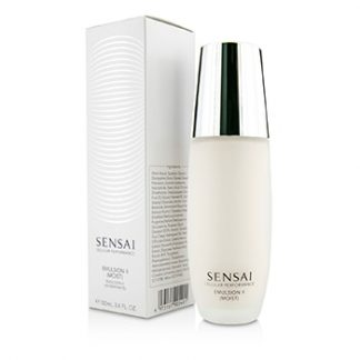 KANEBO SENSAI CELLULAR PERFORMANCE EMULSION II - MOIST (NEW PACKAGING) 100ML/3.4OZ