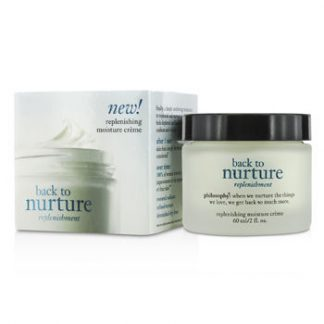 PHILOSOPHY BACK TO NURTURE REPLENISHING MOISTURE CREME 60ML/2OZ