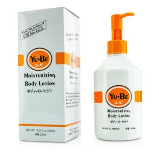 YU-BE MOISTURIZING BODY LOTION 300ML/10.25OZ