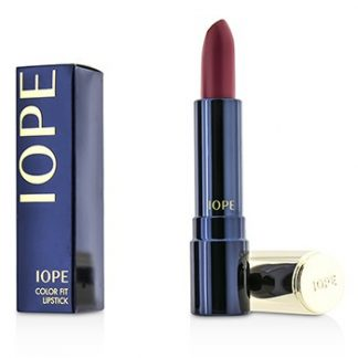 IOPE COLOR FIT LIPSTICK - # 19 GLAM ROSE 3.2G/0.107OZ