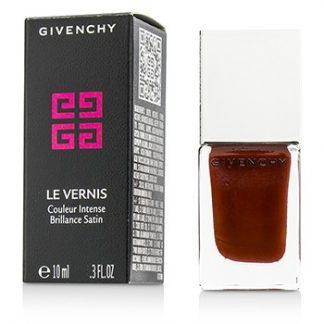 GIVENCHY LE VERNIS INTENSE COLOR NAIL LACQUER - # 07 GRENAT INITIE 10ML/0.3OZ