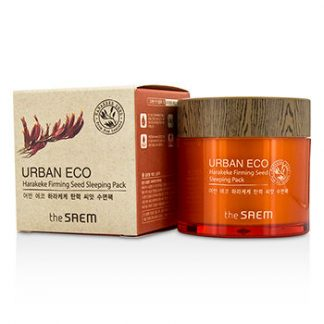 THE SAEM URBAN ECO HARAKEKE FIRMING SEED SLEEPING PACK 80ML/2.7OZ