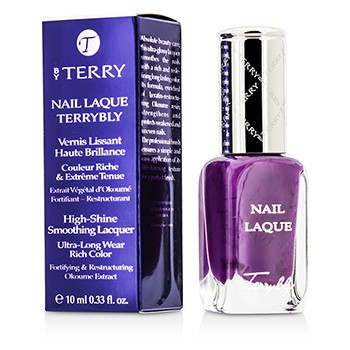 BY TERRY NAIL LAQUE TERRYBLY HIGH SHINE SMOOTHING LACQUER - # 11 MOVING MAUVE 10ML/0.33OZ