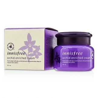INNISFREE ORCHID ENRICHED CREAM 50ML/1.69OZ
