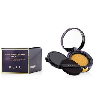 HERA AGE REVERSE CUSHION SPF38 WITH EXTRA REFILL - #N23 BEIGE NATURAL 2X15G/0.5OZ