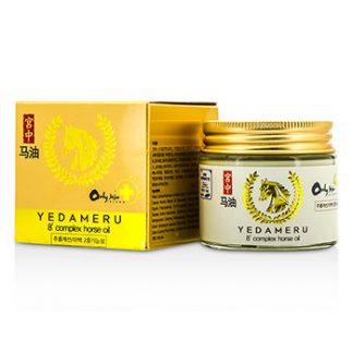 YEDAMERU 8 COMPLEX HORSE OIL CREAM 70G/2.46OZ