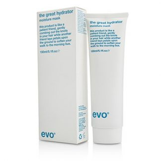 EVO THE GREAT HYDRATOR MOISTURE MASK (FOR DRY, FRIZZY, COLOUR-TREATED HAIR) 150ML/5.1OZ
