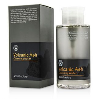 SECRET NATURE VOLCANIC ASH CLEANSING WATER 300ML/10.14OZ