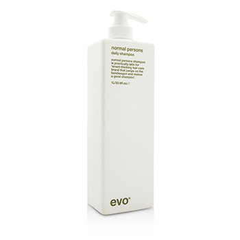 EVO NORMAL PERSONS DAILY SHAMPOO (FOR ALL HAIR TYPES, ESPECIALLY NORMAL TO OILY HAIR) 1000ML/33.8OZ