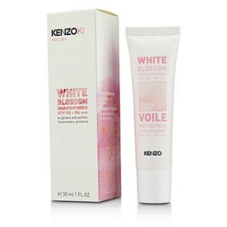KENZO KENZOKI WHITE BLOSSOM DELICATE UV SHIELD SPF 50 30ML/1OZ